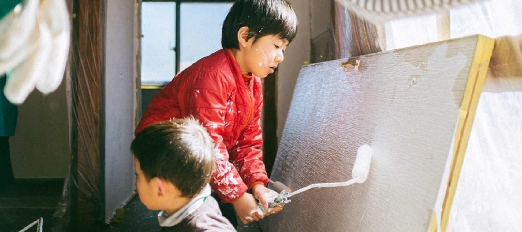 暮らしの中にDIYを。空き家リノベから学ぶ、豊かな生活。